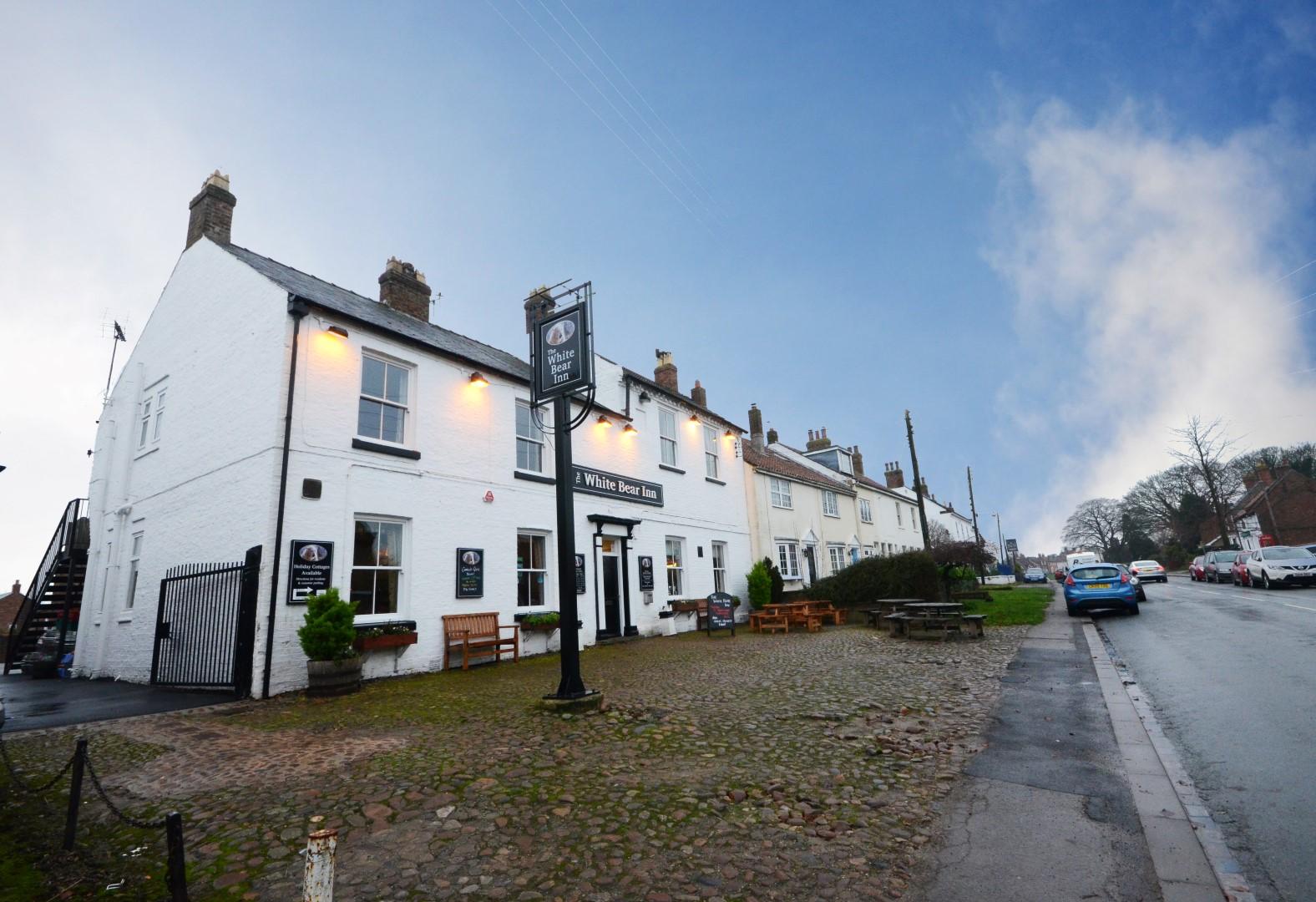 The White Bear Inn, Stillington, York, North Yorkshire
